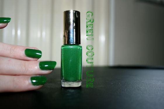 Green couture 1
