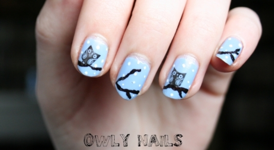 Owly nails