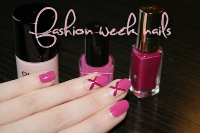 Fasion week nails2
