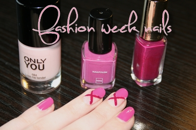 Fasion week nails3