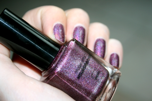Holo violet 2