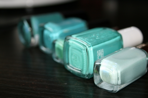 ombre turquoise1