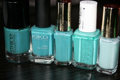 Ombre turquoise2